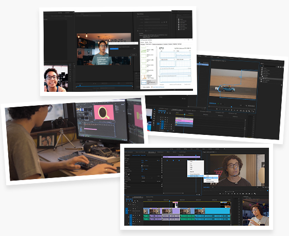 Módulos do Dominando o Adobe Premiere 2.0